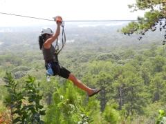 Canopy zipline, Tarzan swing and Superman fly in Punta Cana (13)