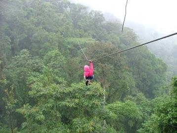 Canopy zipline, Tarzan swing and Superman fly in Punta Cana (18)