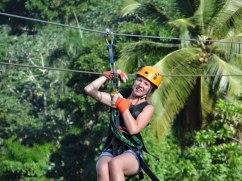 Canopy zipline, Tarzan swing and Superman fly in Punta Cana (19)