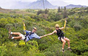 Canopy zipline, Tarzan swing and Superman fly in Punta Cana (20)
