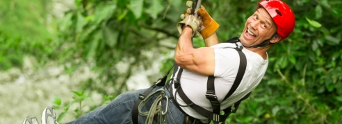 Canopy zipline, Tarzan swing and Superman fly in Punta Cana (3)