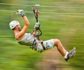 Canopy zipline, Tarzan swing and Superman fly in Punta Cana (8)