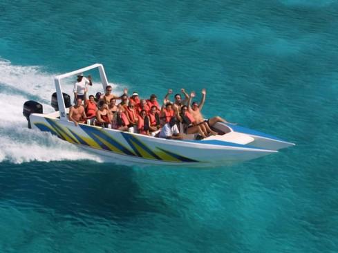 Punta Cana Speedboat Tour (7)