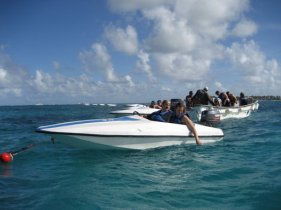 Punta Cana Speedboat Tour (9)